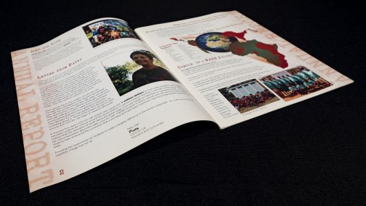 H2O For Life - Annual Report